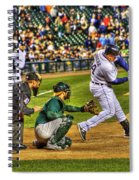 Cabrera Grand Slam Spiral Notebook