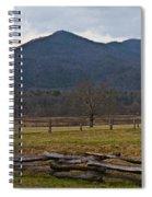 Cade's Cove - Smoky Mountain National Park Spiral Notebook