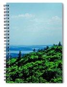 Cadillac Mt Mt Desert Island Me Spiral Notebook