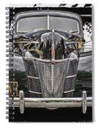 Cado1019-12 Spiral Notebook