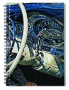 Cadp0697-12 Spiral Notebook
