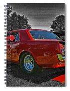 Cadp0710-12 Spiral Notebook