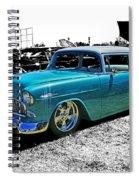 Cadp0736-12 Spiral Notebook