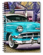 Cadp0988-12 Spiral Notebook