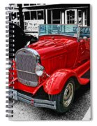 Cadp1044-12 Spiral Notebook