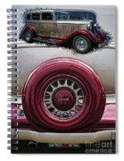 Cadp1089-12 Spiral Notebook