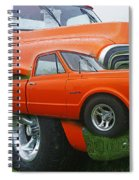 Cadp250-12 Spiral Notebook