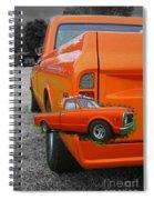 Cadp250a-12 Spiral Notebook
