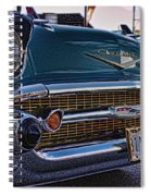 Cadp6425-11 Spiral Notebook