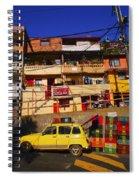 Cafeteria Leos Spiral Notebook