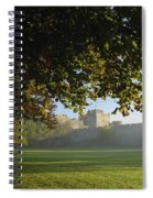Cahir Castle Cahir, County Tipperary Spiral Notebook
