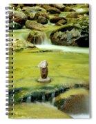 Cairn Spiral Notebook