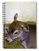 Calf Roping Spiral Notebook