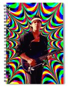 California Colors Spiral Notebook