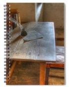 California Mission La Purisima Desk Spiral Notebook