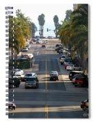 California Street Spiral Notebook