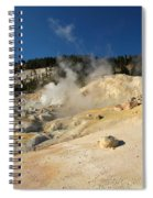 California Thermals Spiral Notebook