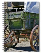 Call Road Service Spiral Notebook