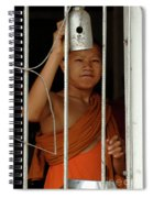 Call To Prayer Spiral Notebook