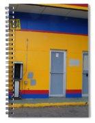 Calls 25 Cents Spiral Notebook