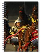 Calm Cool Collected Spiral Notebook