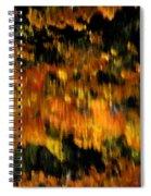 Calm Reflections Spiral Notebook