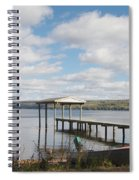 Calm Waters Spiral Notebook