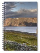 Calmness Spiral Notebook