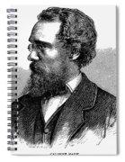 Calvert Vaux (1824-1895) Spiral Notebook