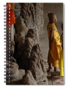 Cambodian Youths Spiral Notebook