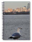 Camden Bird Spiral Notebook