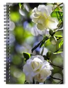 Camellia Thirteen Spiral Notebook