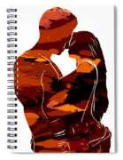 Camouflage Lovers Spiral Notebook