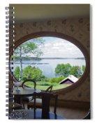 Campobello Island Roosevelts House Spiral Notebook