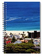 Camps Bay Beach Spiral Notebook