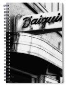 Can You Spell Daiquiris?  Spiral Notebook