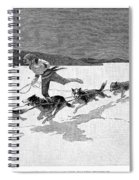 Canada: Fur Trade, 1892 Spiral Notebook