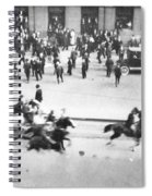 Canada: Mounted Police, 1919 Spiral Notebook
