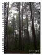 Canadian Forest Spiral Notebook