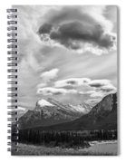 Canadian Rockies 12951 Spiral Notebook