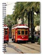 Canal Street Spiral Notebook