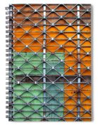Candy Cage Spiral Notebook