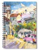 Canillas De Aceituno Spiral Notebook