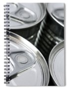 Canned Food Spiral Notebook