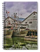 Cannery Hdr Spiral Notebook