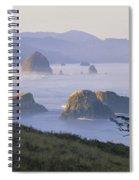 Cannon Beach Spiral Notebook