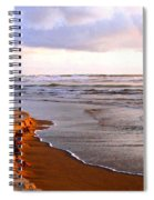 Cannon Beach Painting Spiral Notebook