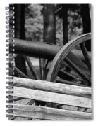 Cannon Spiral Notebook