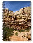 Canyon Castle Spiral Notebook