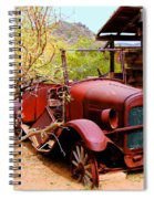 Canyon Creek Ranch Transportation Spiral Notebook